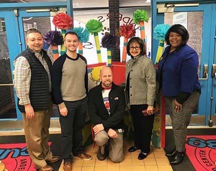 Murfreesboro city school teachers graduate from Gifted Academy
