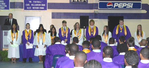 HHS Class of 2012 Receives $1,746,535 in scholarships