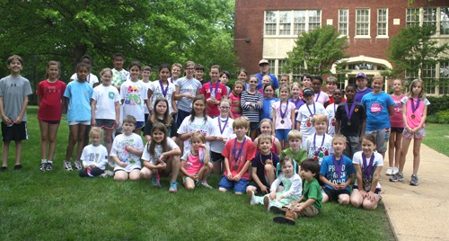 Schoolwide 5K another success