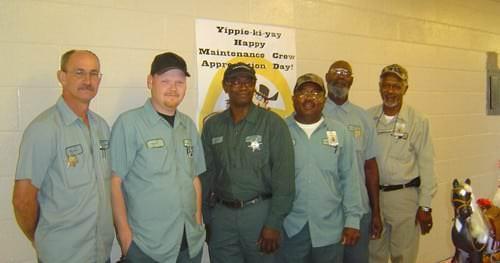 Happy Maintenance Crew Appreciation Day