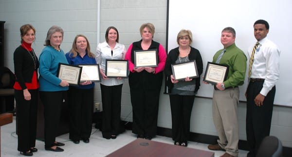 School Board approves resolution; honors Teachers of the Year