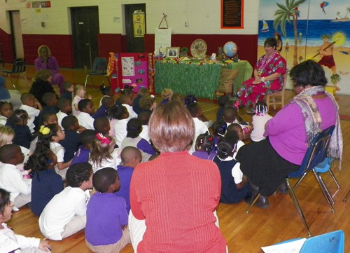 "Reading Is Fundamental ""Book Jams"" | Haywood County Schools"