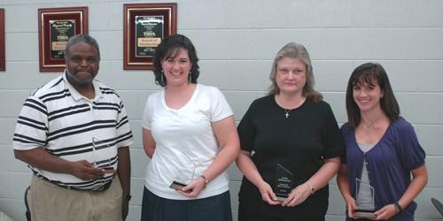 Haywood School Board meeting held on June 14