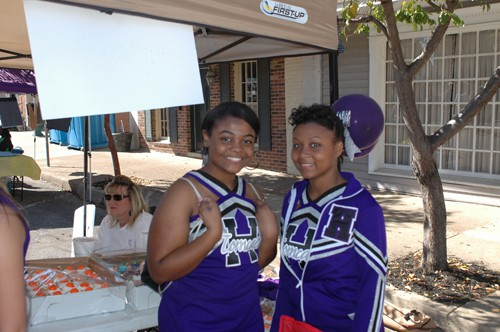 Haywood Schools participate in Fall Fest
