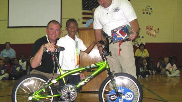 Anderson student receives Principal