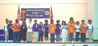First Grade 1st Six weeks Awards