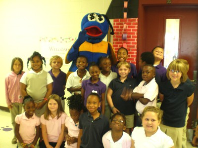 InSouth Money Bee visits East Side students