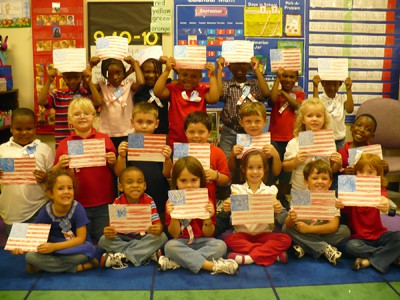 Patriot Day activities builds patriotism at Anderson