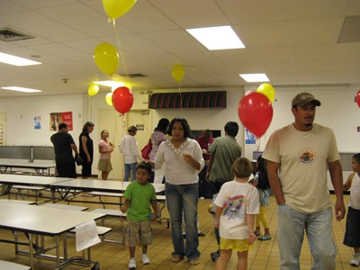 Anderson welcomes community to Open House