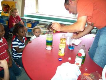Haywood students enjoy science