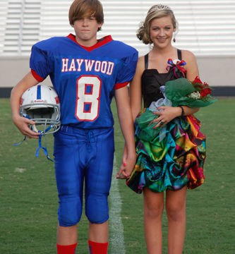 2011 Haywood Junior High School Homecoming