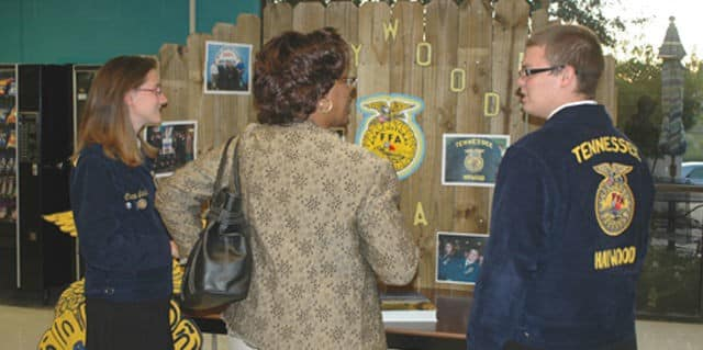 Career and Tech Department holds Open House