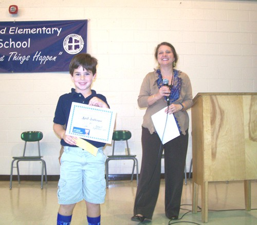 haywood elementary students enjoy recognition at awards ceremony
