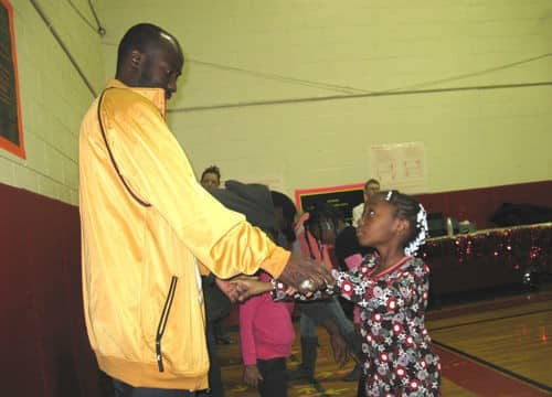 Families enjoy family night at Anderson Read more