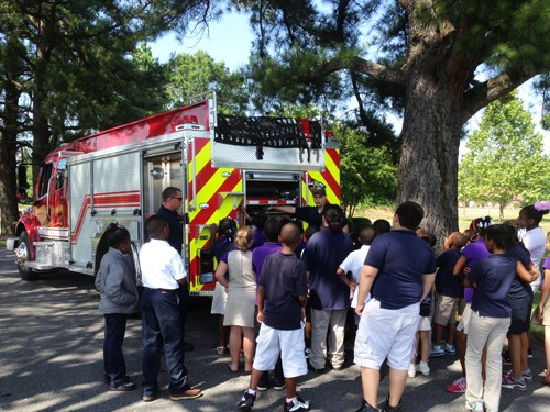 AAA at Fire Dept 1 web