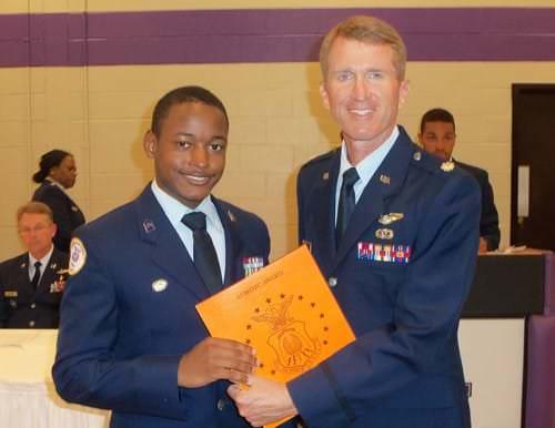 Cadet Anderson Daedalian Award web