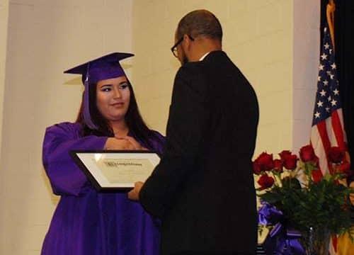 REACH Academy graduates 13