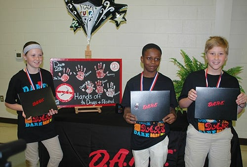 Dare essay winners
