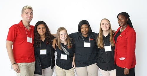 FCCLA members attend Leadership Conference
