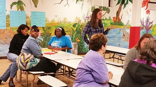 "Anderson educators teach ""BE MORE"""