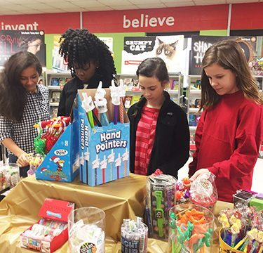 HMS holds Book Fair