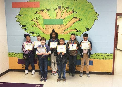 East Siders compete in 4-H speech contest