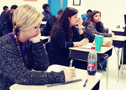 GEAR UP offers ACT prep workshop