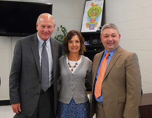 Joe Hassell named Superintendent of Schools