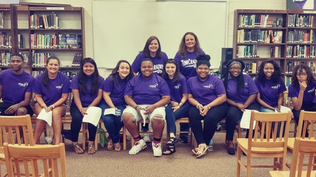 GEAR UP helps incoming HHS freshman