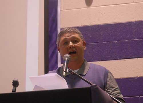 Superintendent Hassell opens 2017-2018 school year