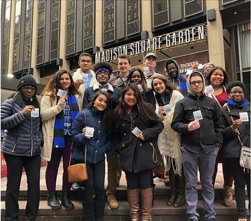 "HHS DECA students bite into the ""Big Apple"""