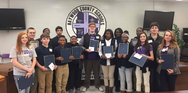 HCS holds Spelling Bee