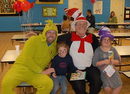 Dr. Seuss Week at Anderson