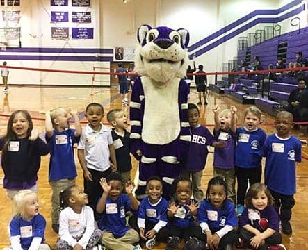 PreK classes visit HHS