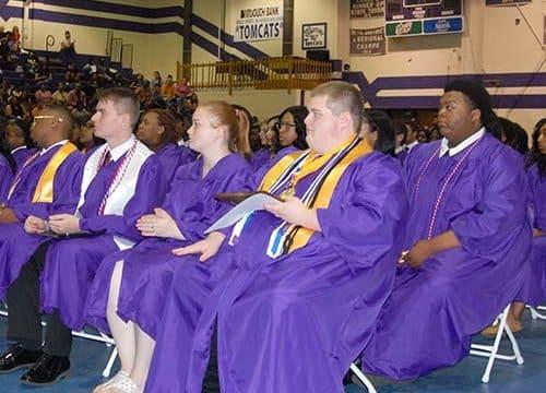 HHS seniors receive awards