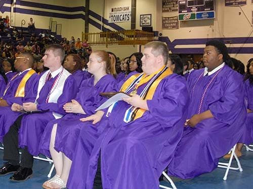 HHS seniors receive awards