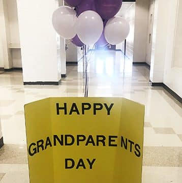 Grandparents Day at East Side