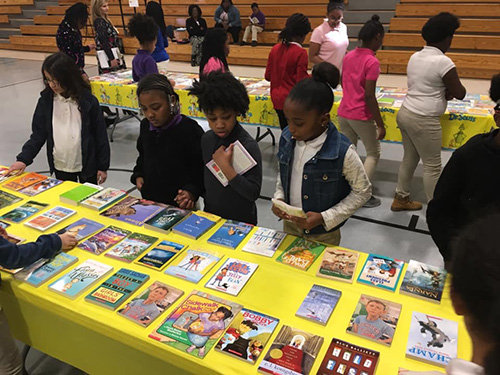 East Side holds Book Jam