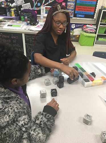 ES welcomes STEM Ambassador
