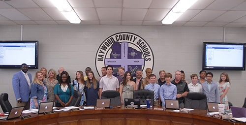 May School Board members address local issues
