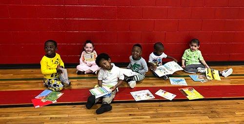 "FRC ""Book Jams""   Haywood County Schools"