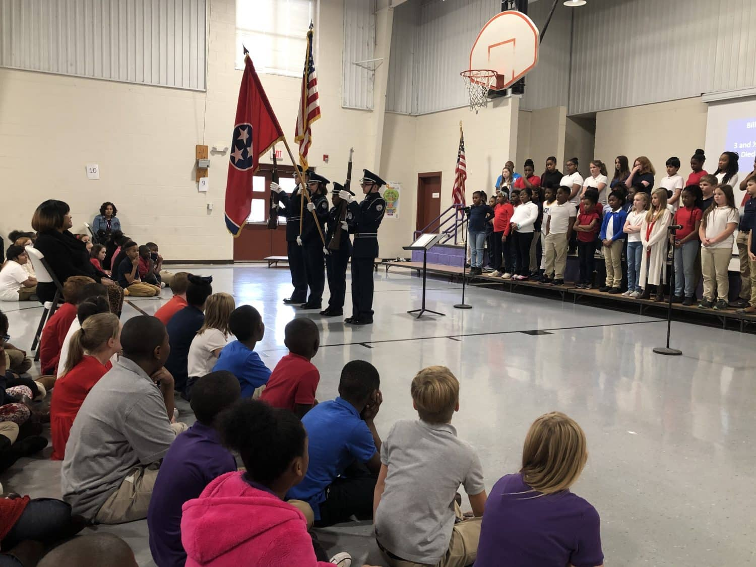 Veterans Day Program