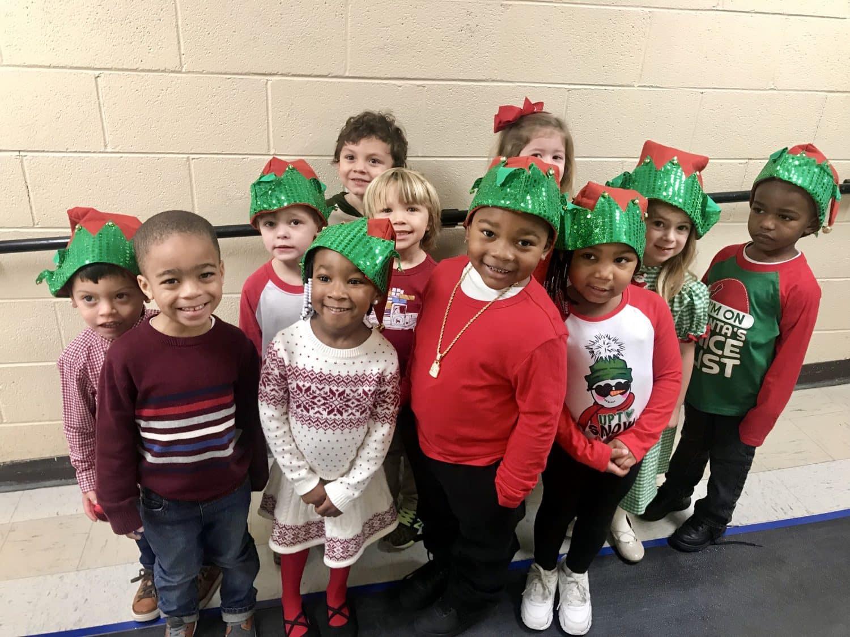 Pre-K Christmas Program