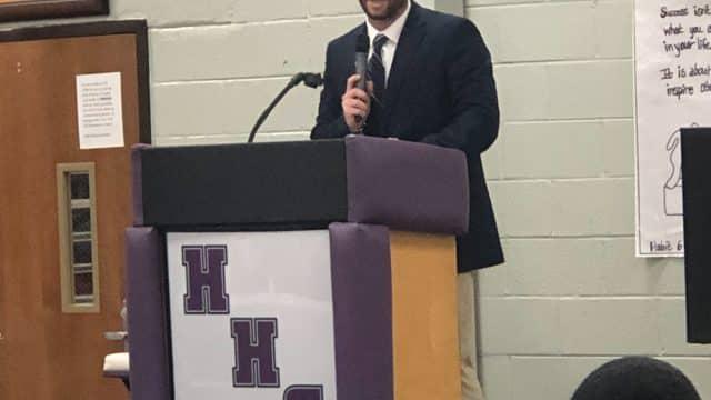 Haywood High School Sports Banquet