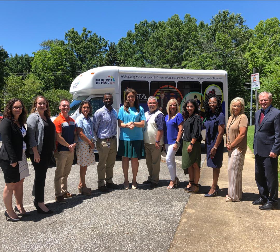 State officials tour HCS summer camps
