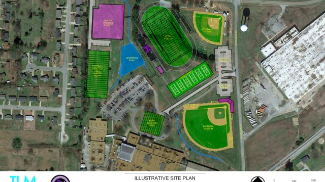 Play ball…on a new field?