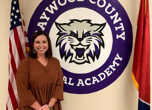 Haywood County Virtual Academy – Providing Non-Traditional Learning Options for Students and Families in Haywood County